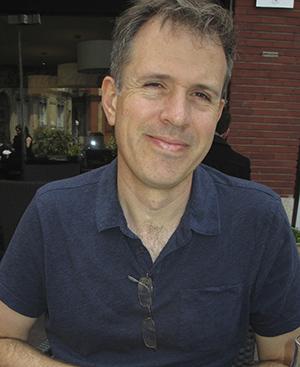 Photograph of Eric Drott